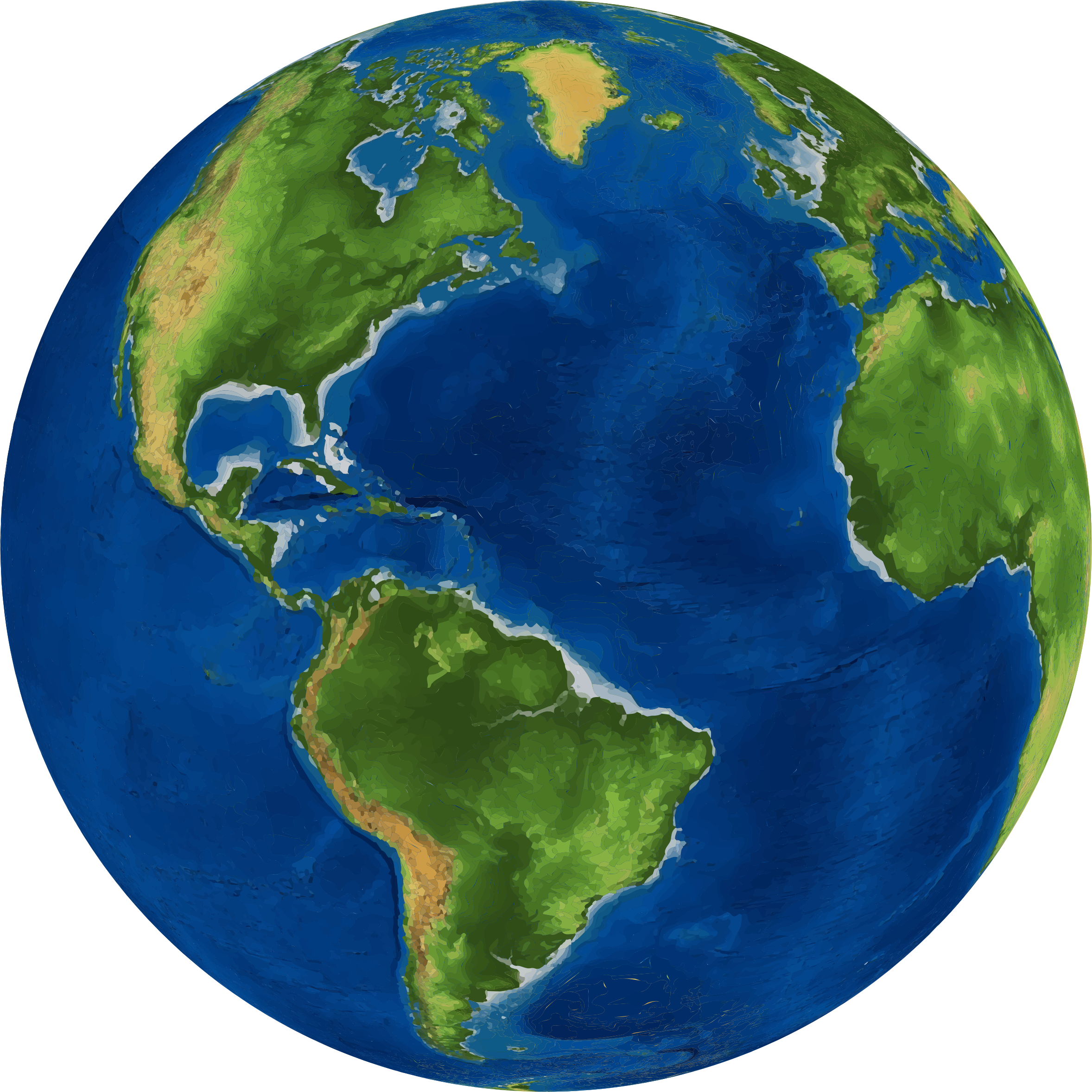 Earth PNG - 6996
