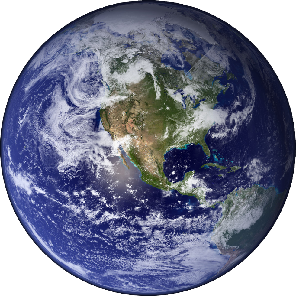 Earth PNG - 7001