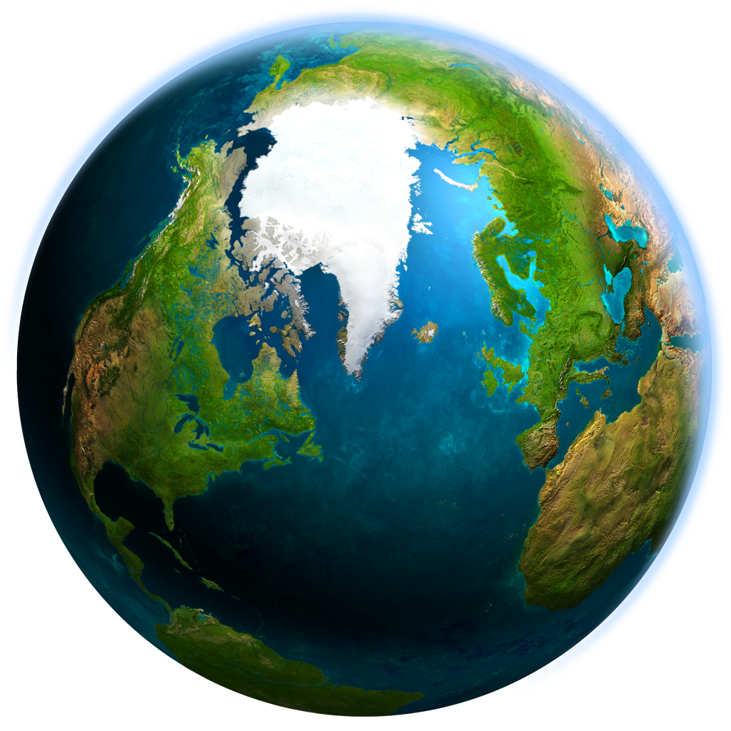 Earth PNG - 7004