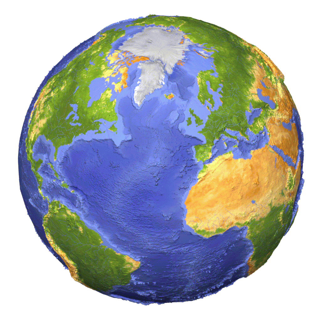 Earth PNG - 7010