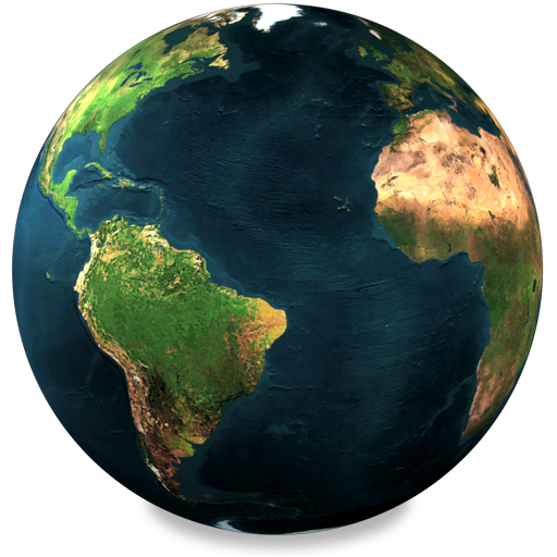 Earth PNG - 7002