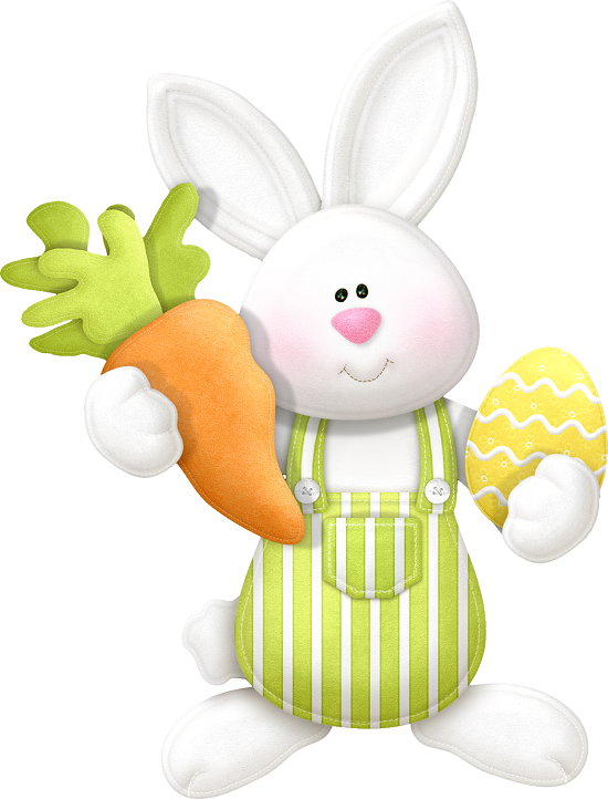 Easter Bunny PNG - 7731