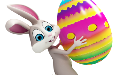 Easter Bunny Picture PNG Imag