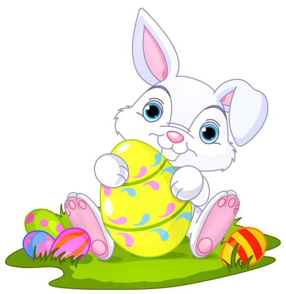Easter Bunny PNG - 7720