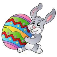 Easter Bunny PNG - 7727