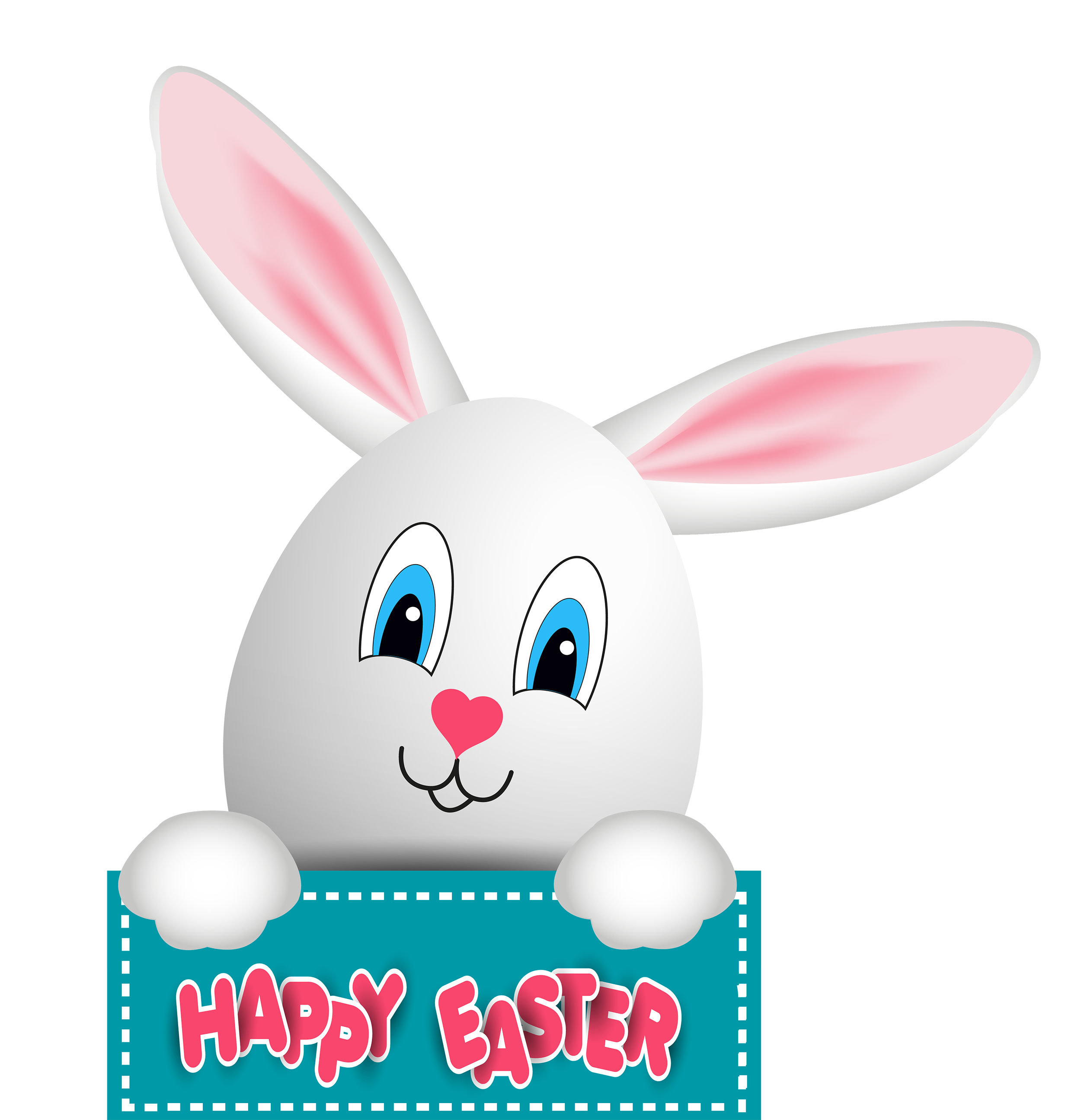 Easter Bunny PNG - 7722