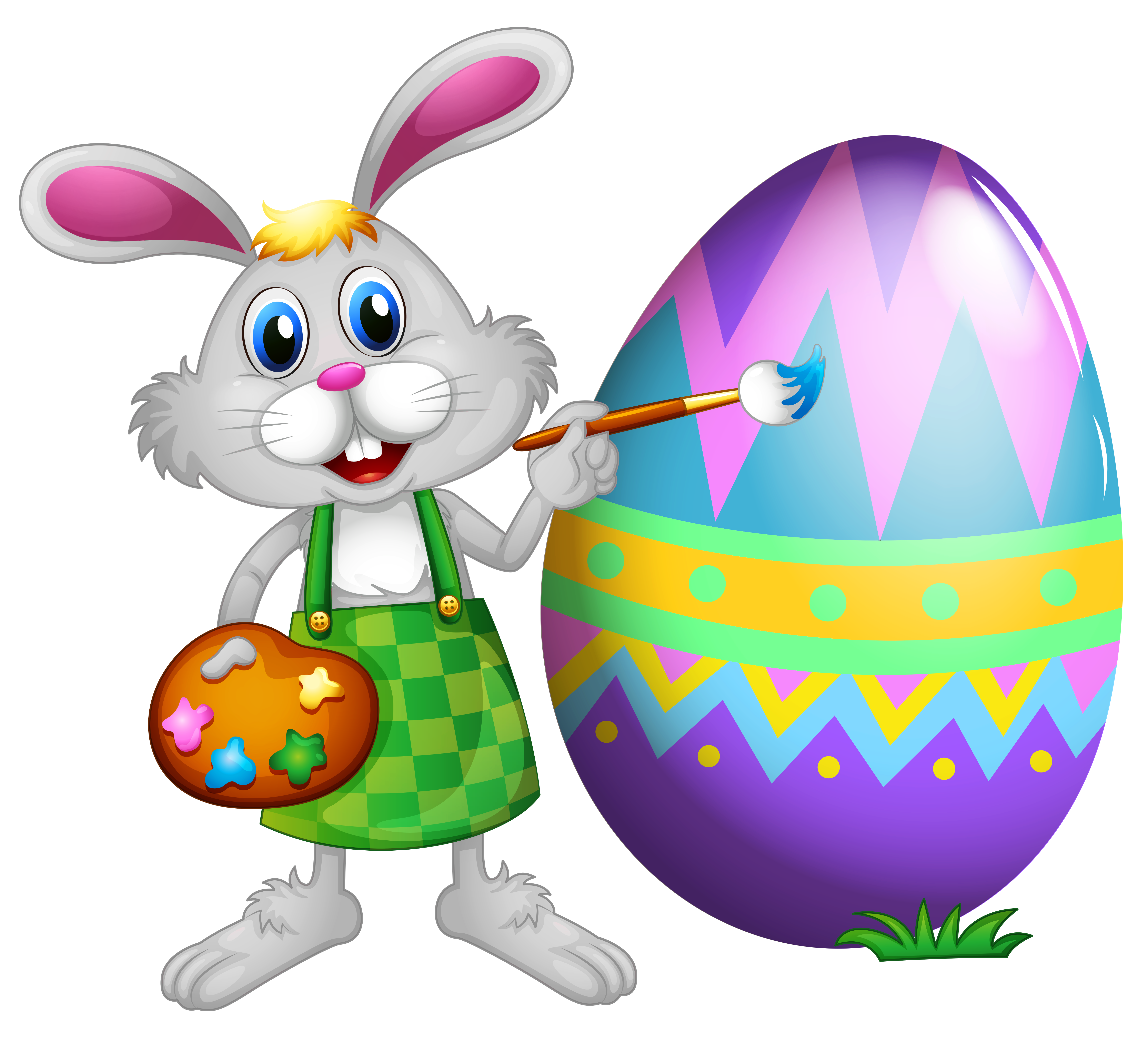 Easter Bunny PNG - 7723
