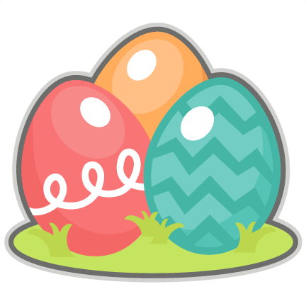 Easter Eggs Scrapbook Cuts SVG Cutting Files Doodle Cut Files For  Scrapbooking Clip Art Clipart Doodle Cut Files For Cricut Free Svg Cuts - Easter Day PNG