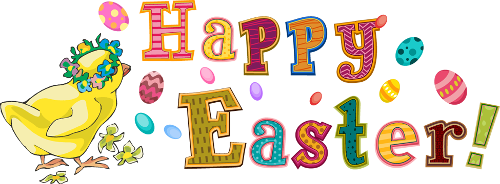 Happy Easter Clip Art Latest Happy Easter Clip Art Free Happy Easter Sunday  And Happy - Easter Day PNG