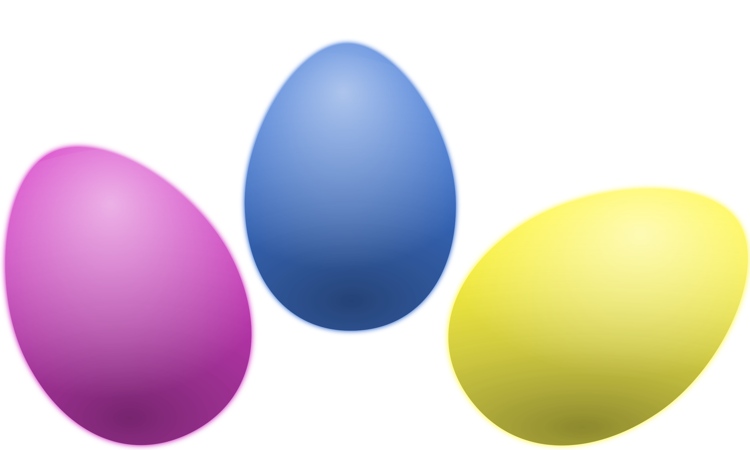 Easter Eggs PNG - 8519