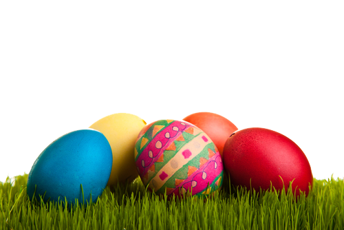 Easter Eggs Png Picture PNG I