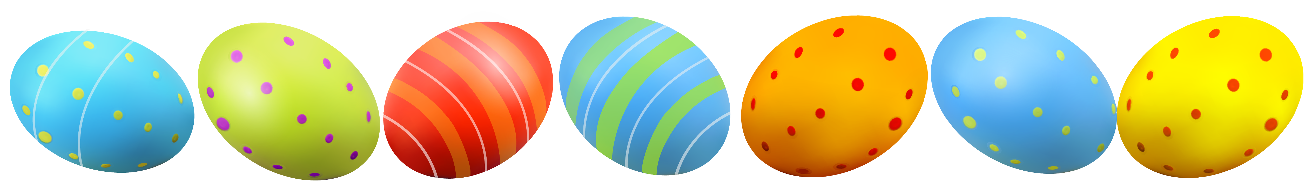 Easter Eggs PNG Transparent Easter Eggs.PNG Images. | PlusPNG