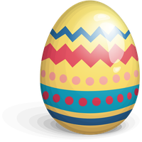 Easter Eggs PNG - 8504