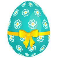 Easter Eggs Transparent PNG Image - Easter Eggs PNG