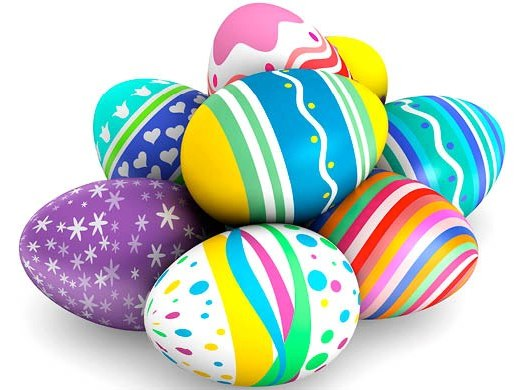 plastic Easter EggFluffy Plastic Easter Egg Png - Easter Eggs PNG