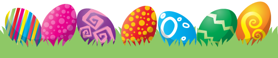 Easter Eggs PNG - 8511