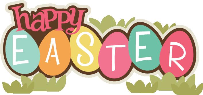 Happy Easter Clip Art Happy E