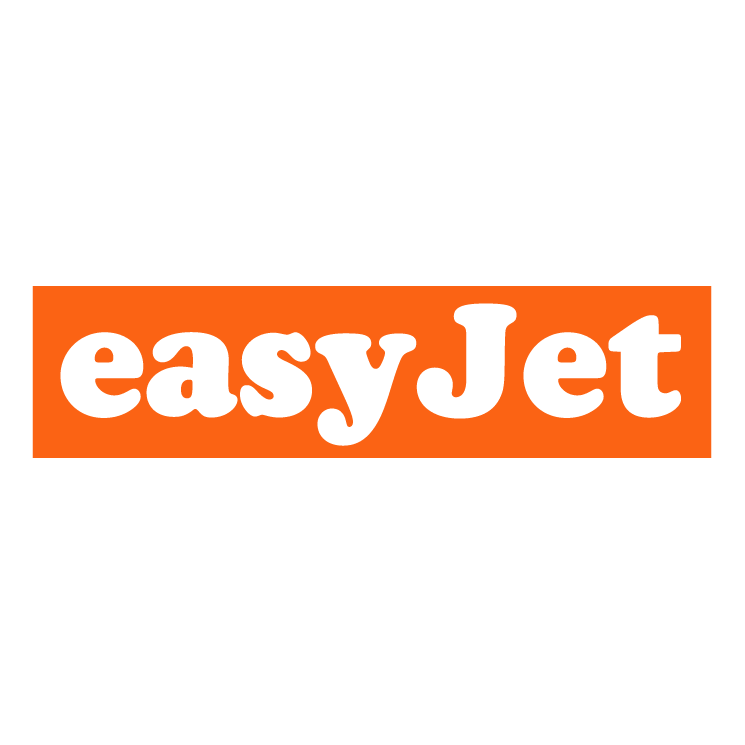 Easyjet airline free vector - Easyjet Logo PNG