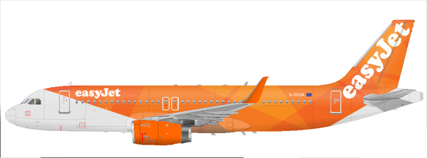 Easyjet PNG - 30093