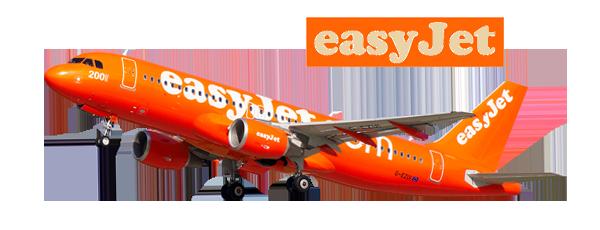 Ahorrar hasta 30% Reservar vuelo - Easyjet PNG