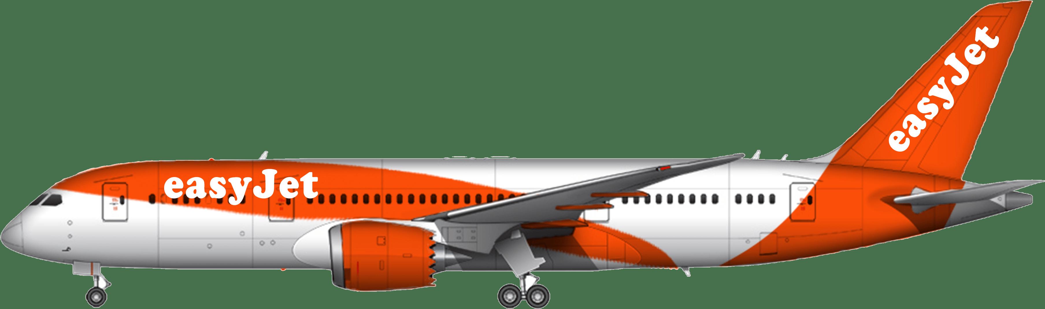 Easyjet PNG - 30089