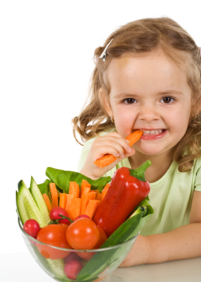 Getting Kids on Board with Healthy Eating - Eat Healthy Food PNG