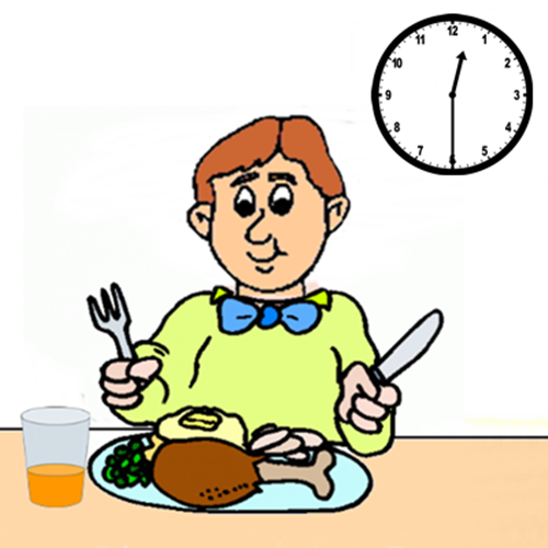 Eat Lunch PNG - 140448