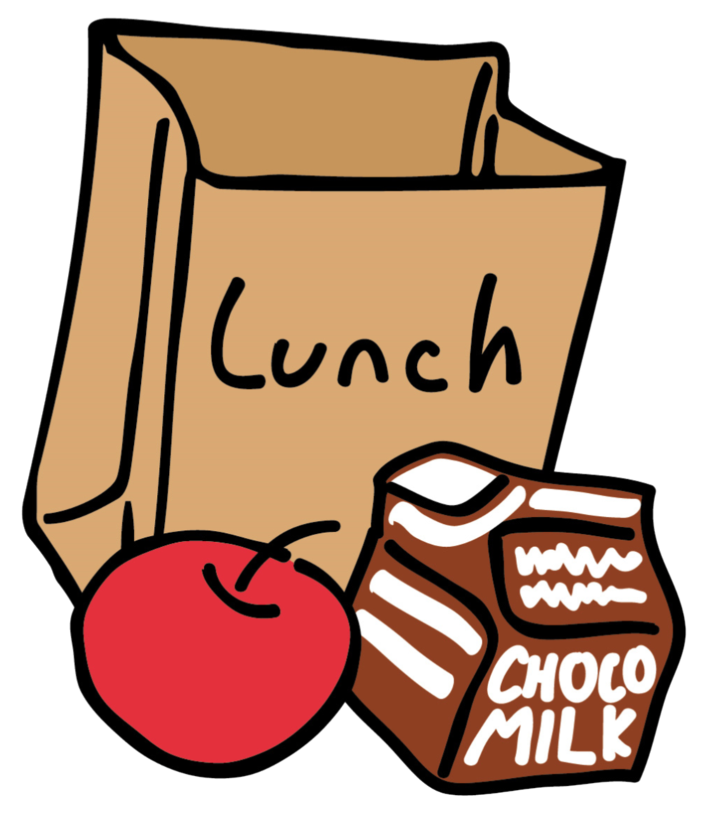 School Lunch - Eat Lunch PNG
