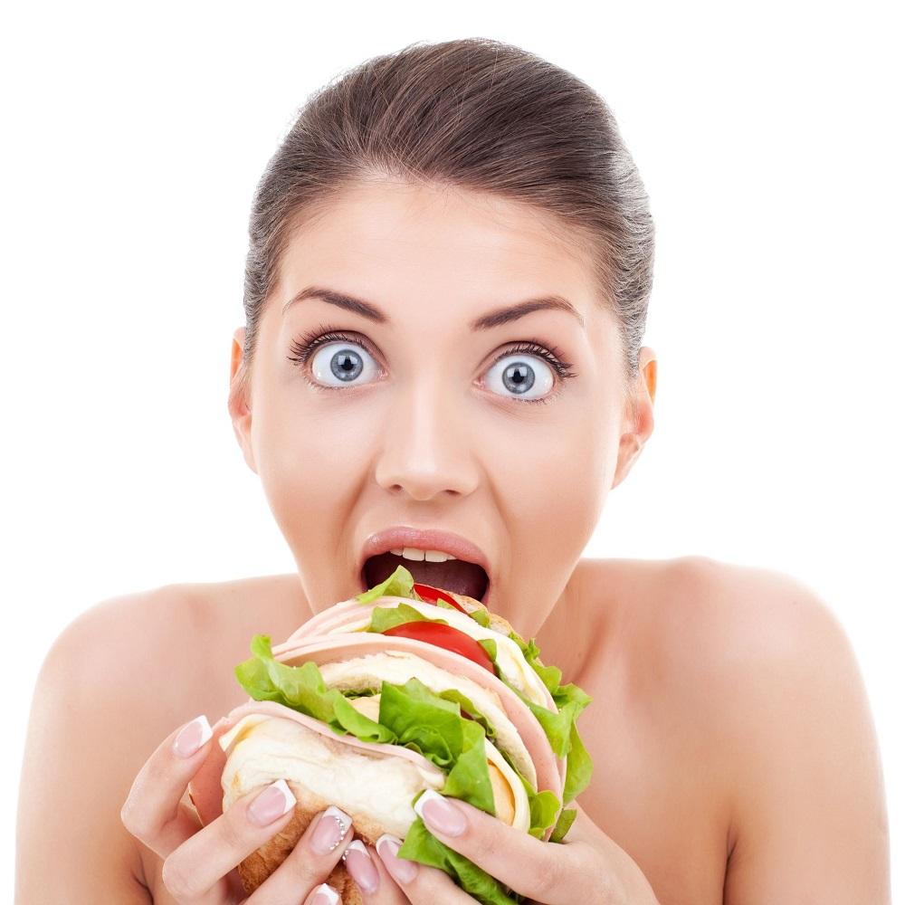 Cycle Of Habitual Eating_2 - Eating Food PNG