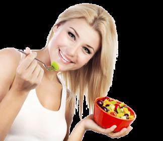 Eating PNG Transparent Image - Eating Food PNG