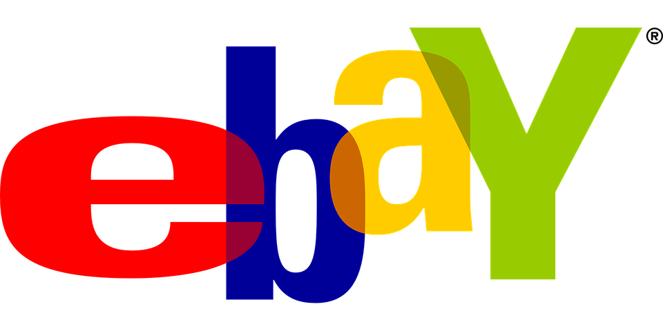 Ebay, Brand, Website, Logo, Online Shopping, Auction - Ebay Logo Vector PNG