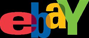 eBay Logo Vector - Ebay Logo Vector PNG