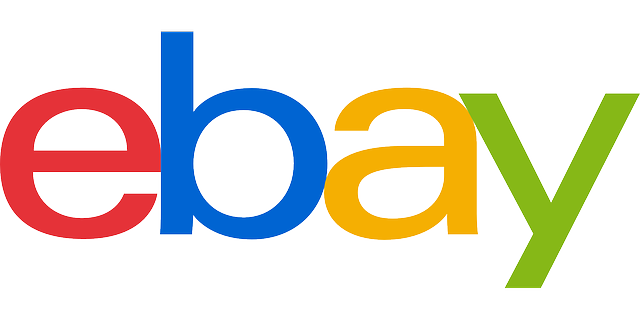 Free vector graphic: Ebay, Logo, Brand, Website - Free Image on Pixabay -  189064 - Ebay Logo Vector PNG