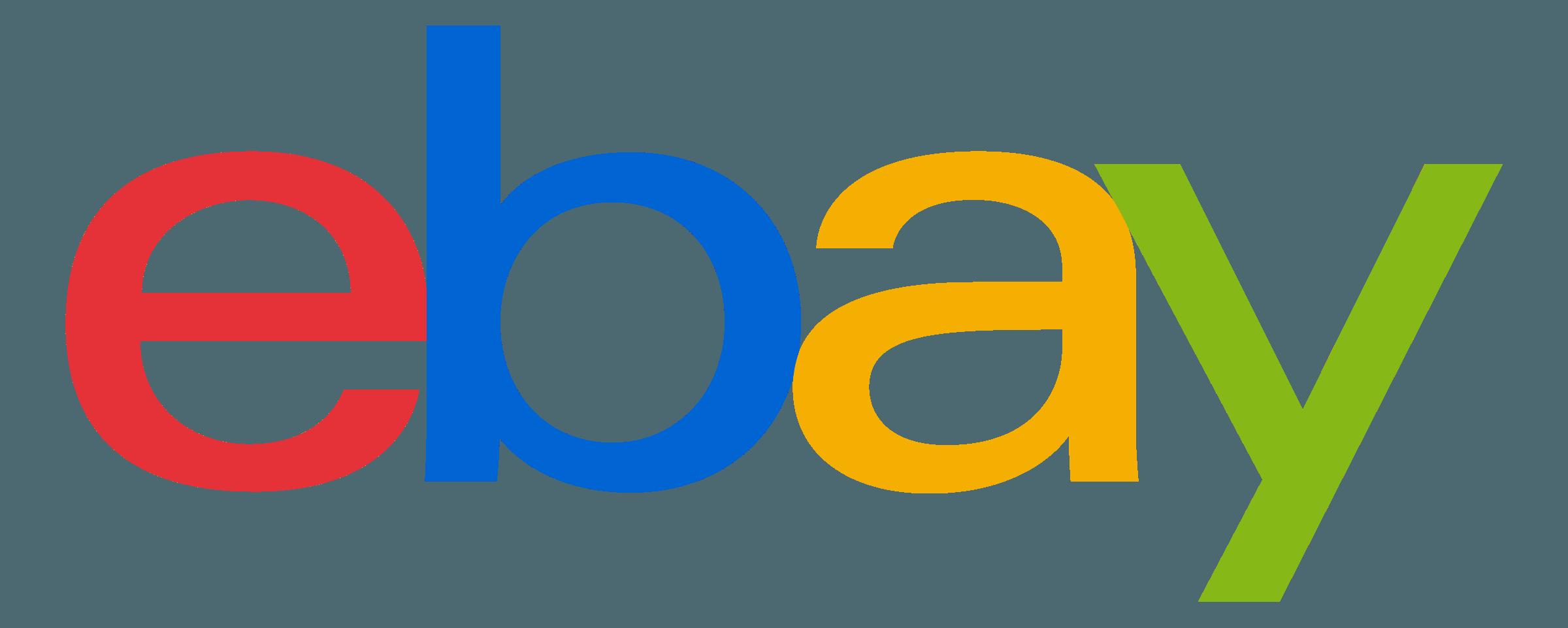 eBay Logo PNG - Ebay Vector PNG