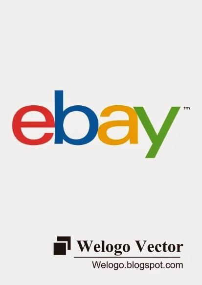 ebay Logo Vector - Ebay Vector PNG