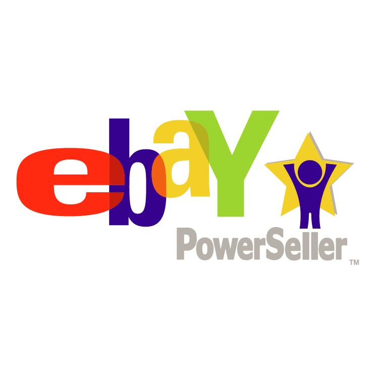 free vector Ebay power sellers - Ebay Vector PNG