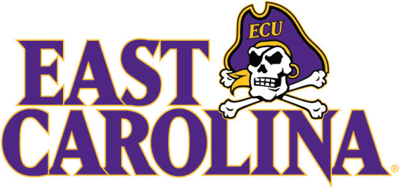 Printable East Carolina Pirat