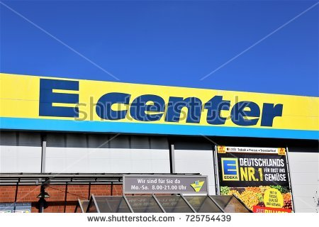 An image of a Edeka Logo - Bad Pyrmont/Germany - 10/01/ - Edeka Vector PNG