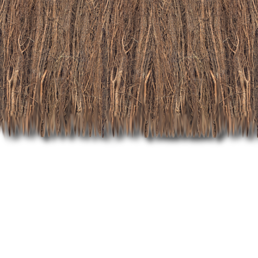 tiki summer roof edging.png PlusPng.com  - Edging PNG