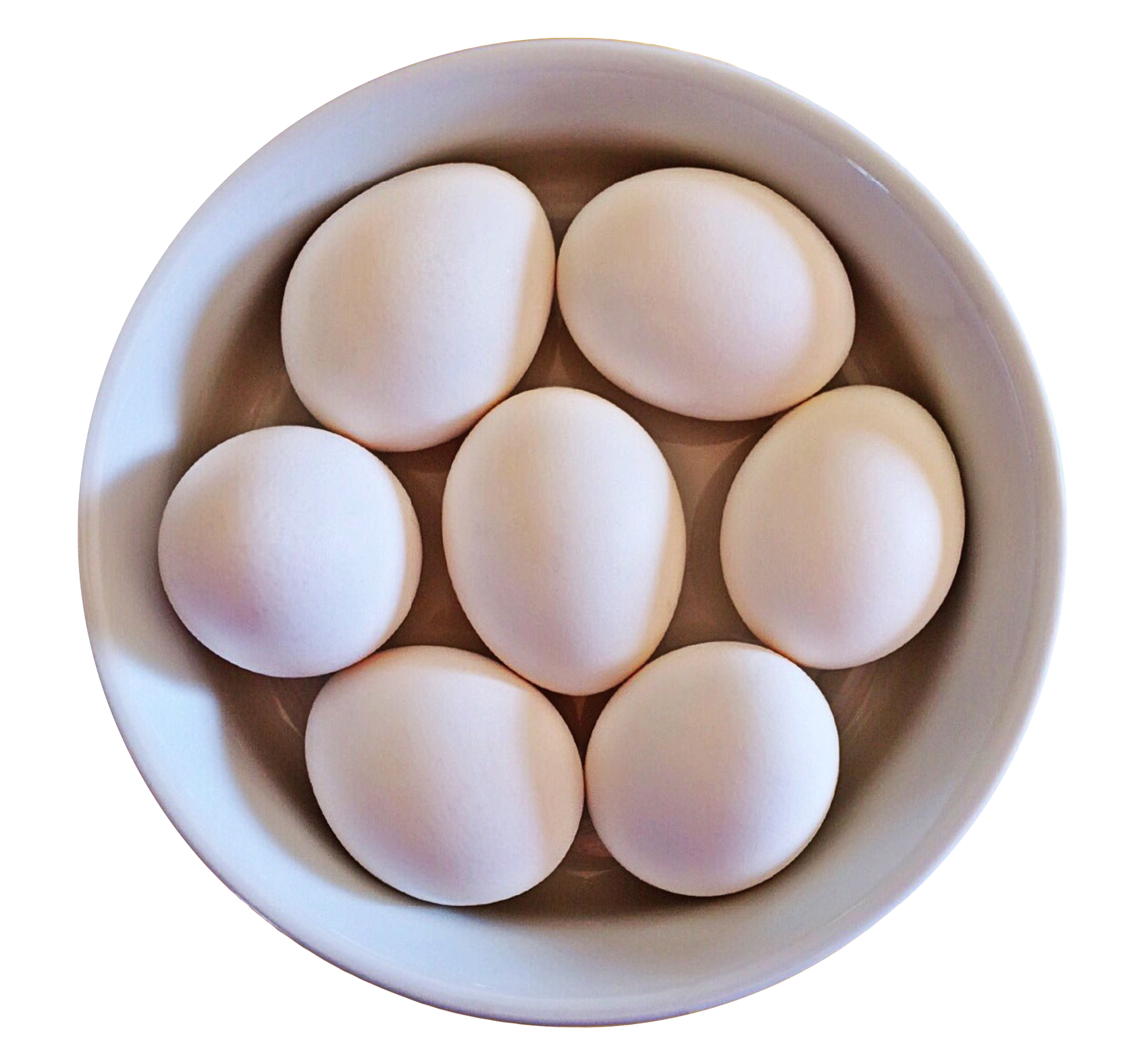 Eggs, White, Brown, Food, Bre