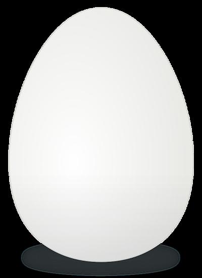 White egg PNG image - Egg PNG