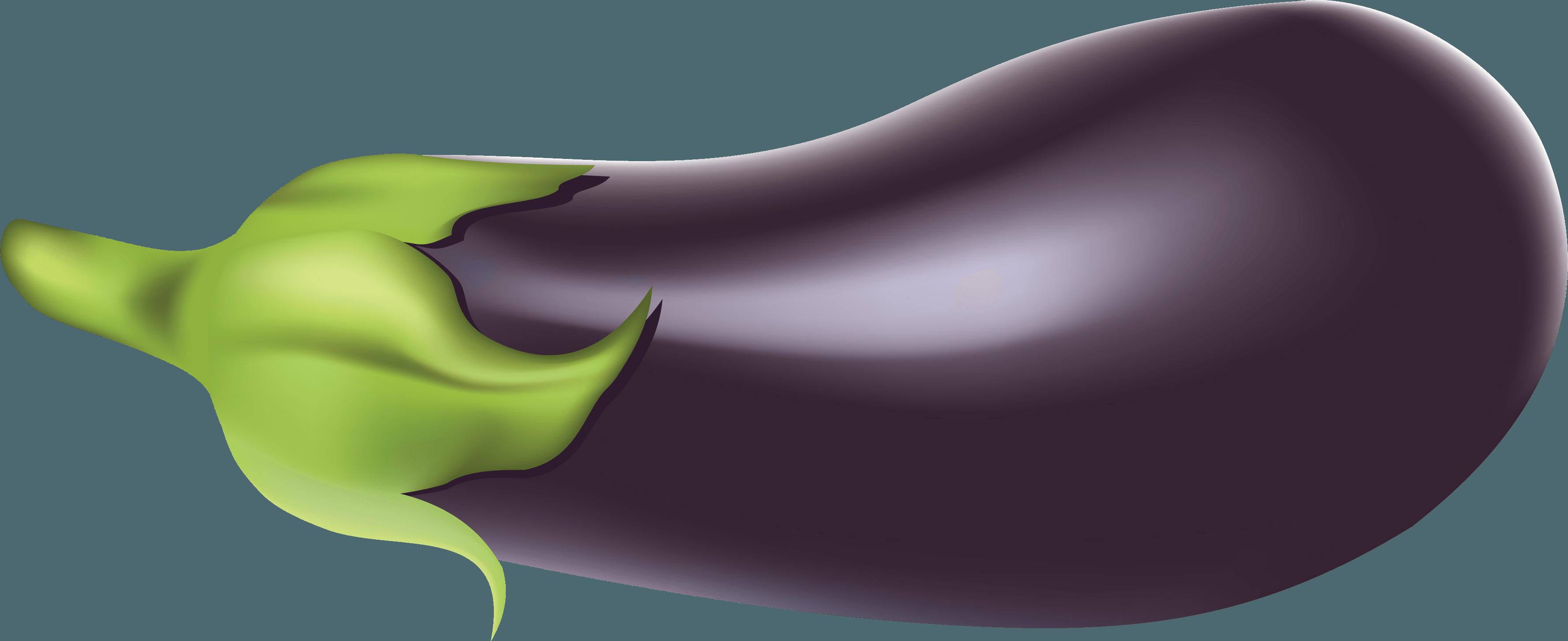 Eggplant PNG-PlusPNG.com-3556 - Eggplant PNG