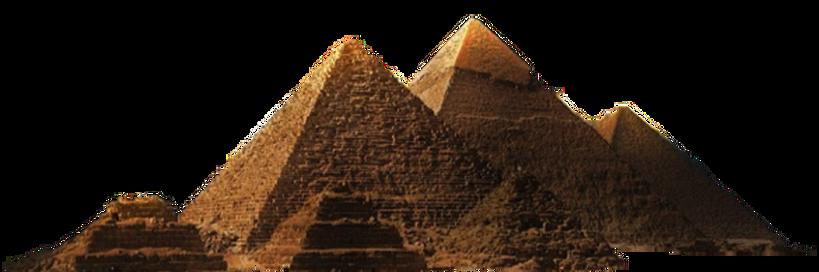 Egyptian Pyramid PNG - 62140