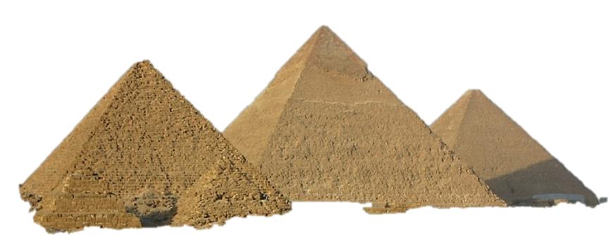 Egyptian Pyramid PNG - 62135