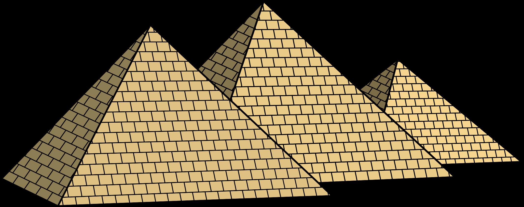 Egyptian Pyramid PNG - 62137