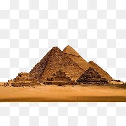 Egyptian Pyramid PNG - 62139