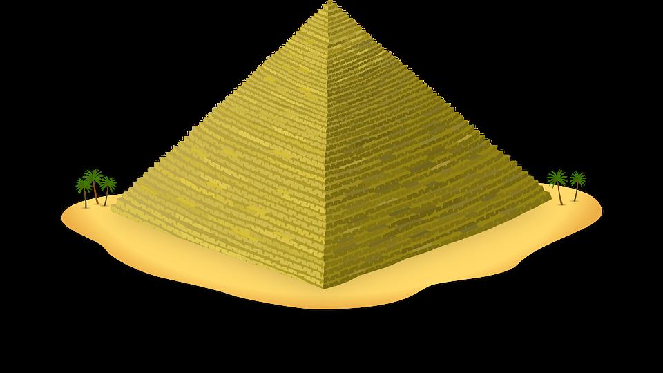 Egyptian Pyramid PNG - 62144