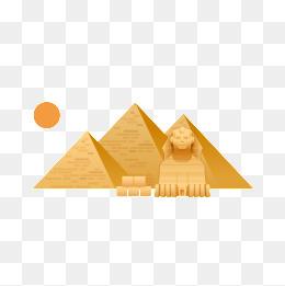 Egyptian Pyramid PNG - 62145