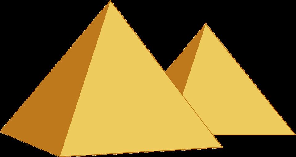Egyptian Pyramid PNG - 62148
