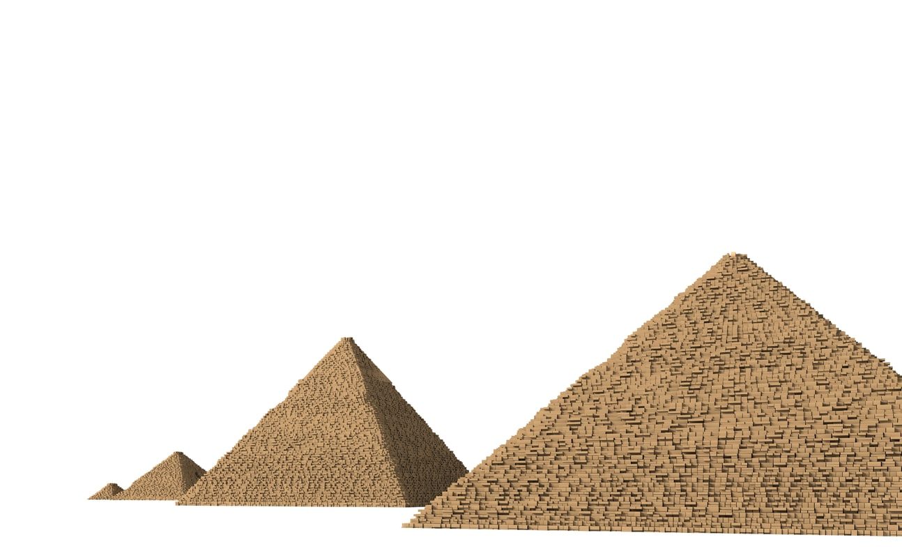 Egyptian Pyramid PNG - 62136